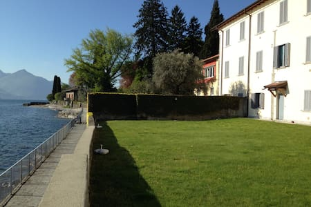 Lake side apartment, free WIFI - Musso - Leilighet