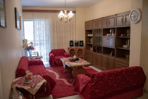 Comfy Apartment at Nikaia-Korydallos