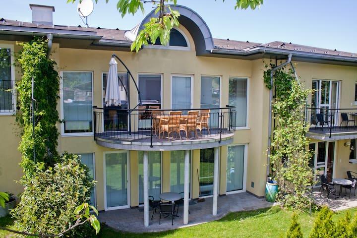 Cooles Studio 1 - 3 Pers mit Garten - Fügen - Huis
