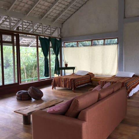 SUITE TURQUESA $65 por noche - Vilcabamba. - Apartment