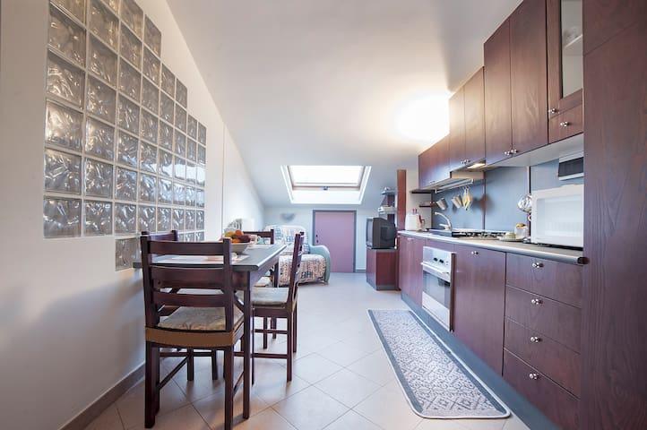 Charming apartment in Lagopesole, Basilicata