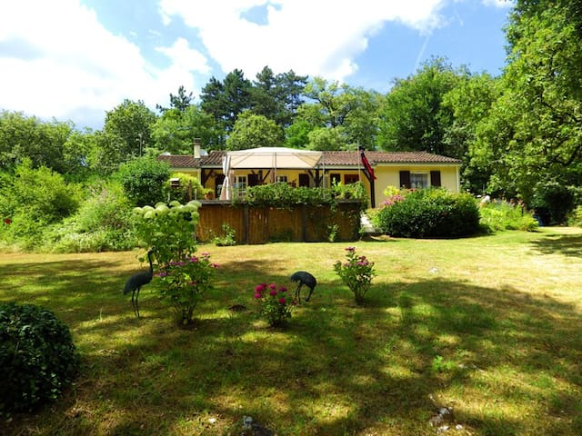Tranquil woodland setting - Baladou - House