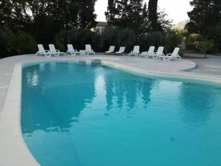 """Casa  con piscina  """" CHIANURRE"""""""