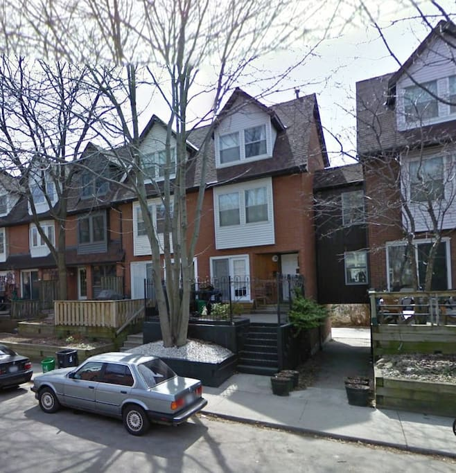 House Townhouse For Rent: Houses For Rent In Toronto