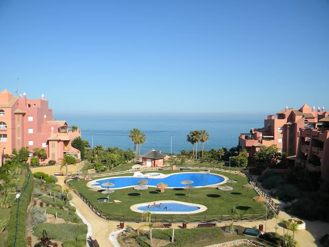 Apartment in Torrox Costa Luxury