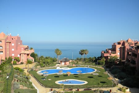 Apartment in Torrox Costa Luxury