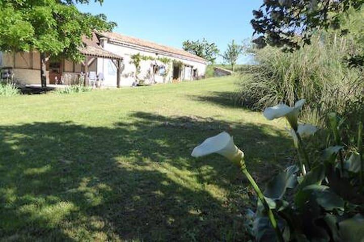 Liguand - Maison d'Ami