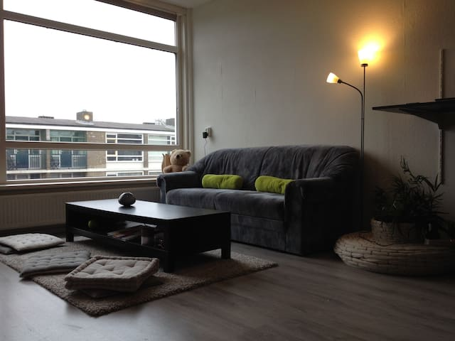 Quiet, Private Room Close to Utrecht City Center
