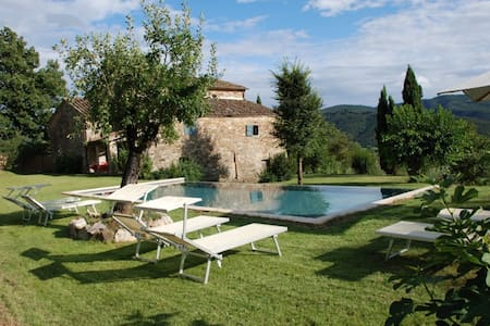Lovely farmhouse near Cortona - 科爾托納