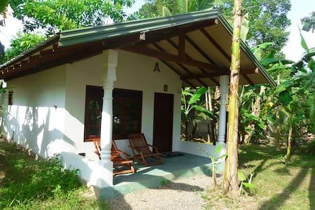 Time Lag Garden Cabana1 - Ahangama - Capanna