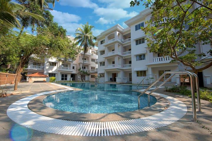 3 BHK Apartment With Terrace La Laguna