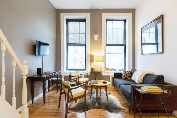 Sun filled west village 2 bed loft appartamenti in for Loft new york affitto settimanale