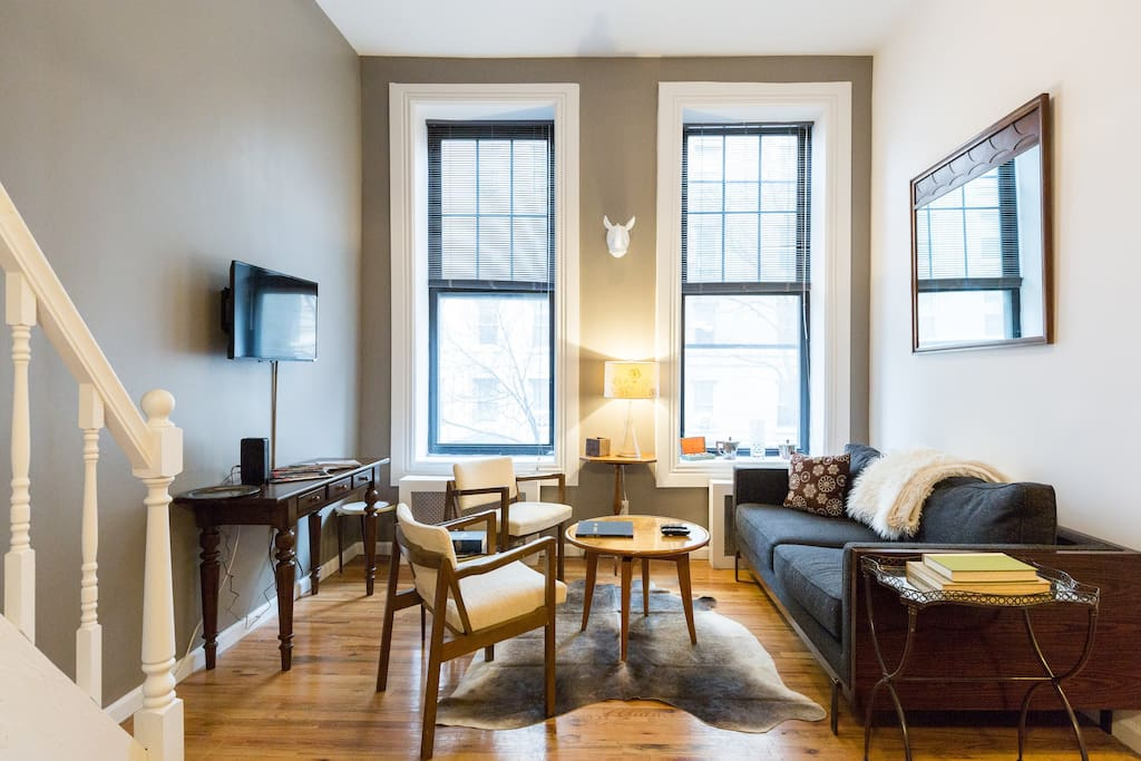 Sun Filled West Village 2 Bed Loft Apartments For Rent