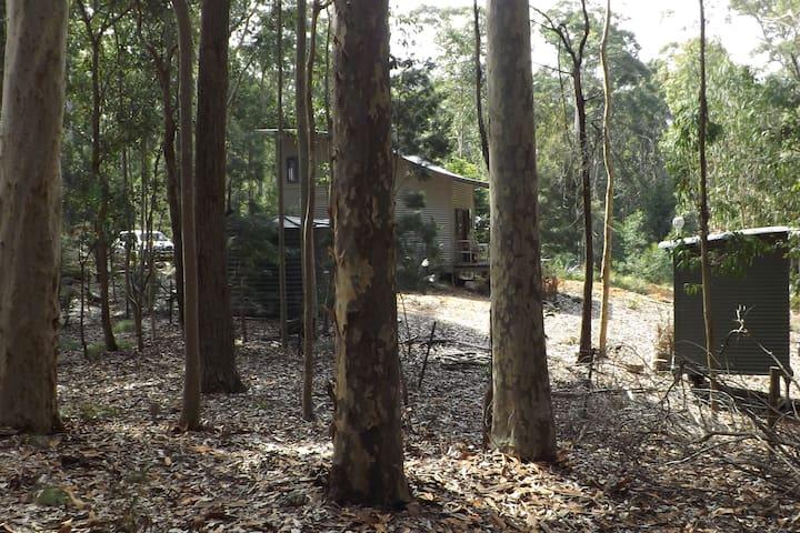 Wapengo eco-hut