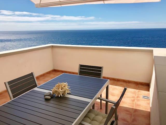 Very quiet - Front line beach