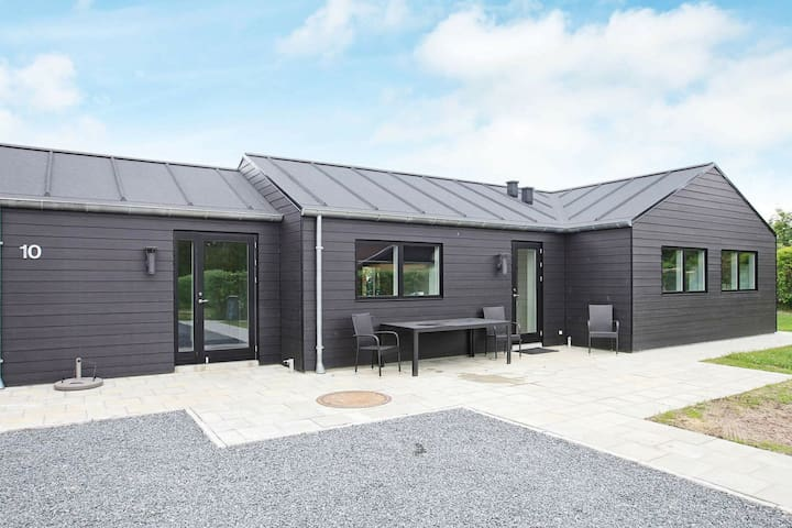 Modern Holiday Home in Tarm Jutland With Whirlpools