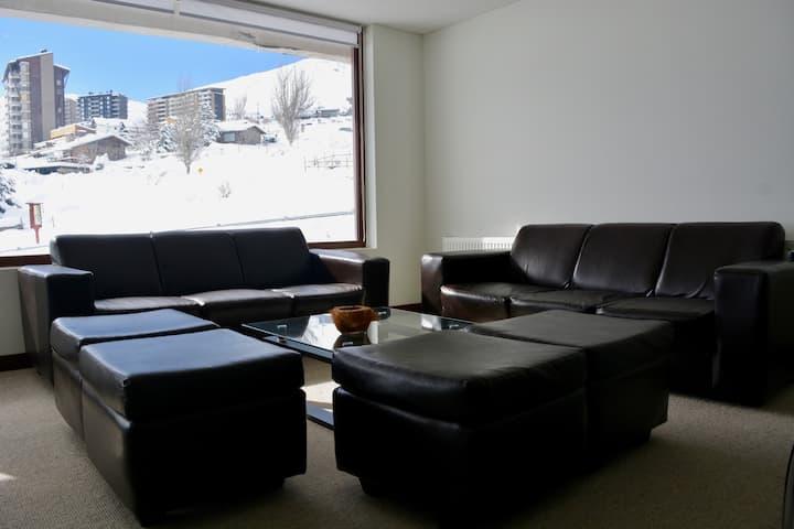 Moderno y cómodo Departamento para Familia, 602