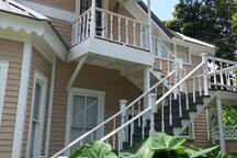 Dollhouse Tower Stairs