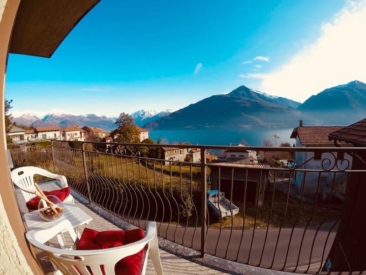 Appartamento Il Girasole Cremia Lago di Como
