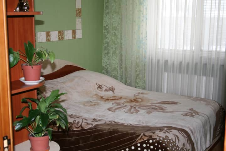 Уютная 2-комнатная квартирка