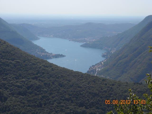 Riposo sul lago di Como - Veleso