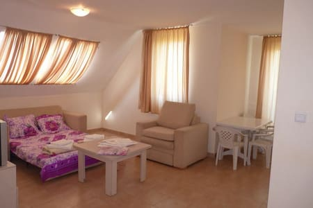 Apartment with a swimming pool. - Sunny Beach - Lakás