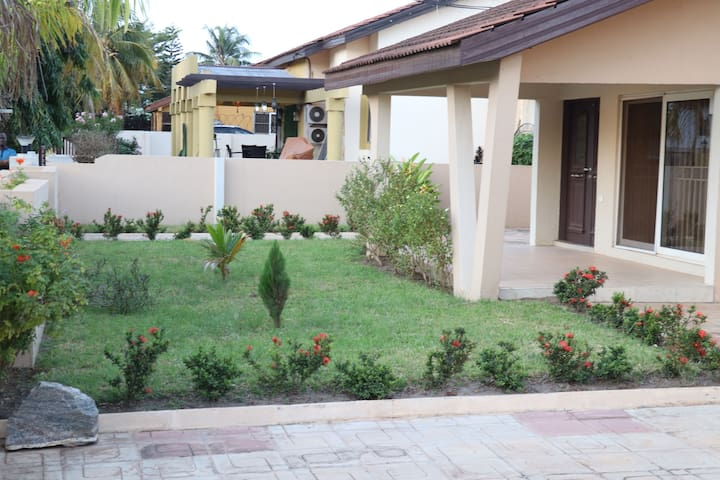 Beautiful Bungalow Manet Court Spintex Accra Official Bungalow In Teshie Ghana 3 Bedroom 3 Bathroom