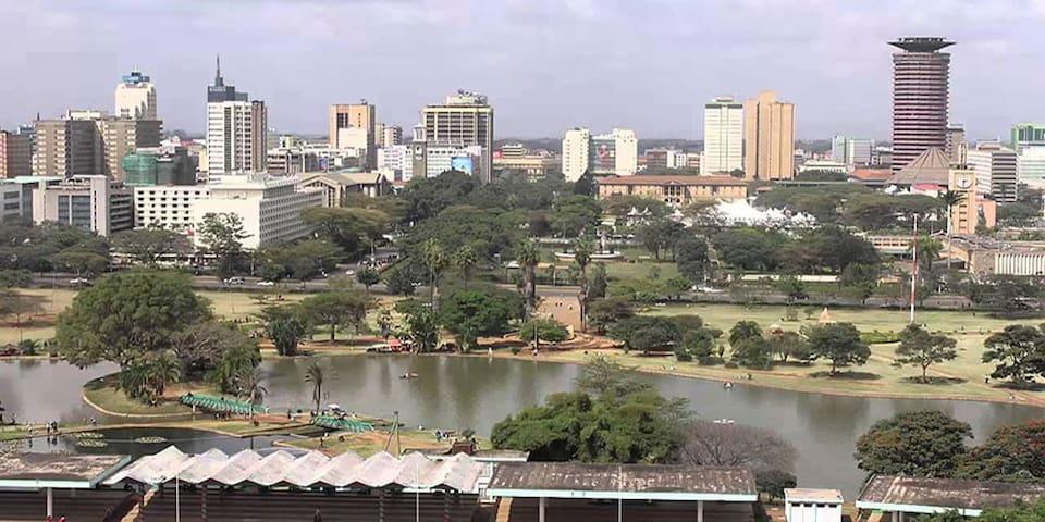Guidebook for Nairobi