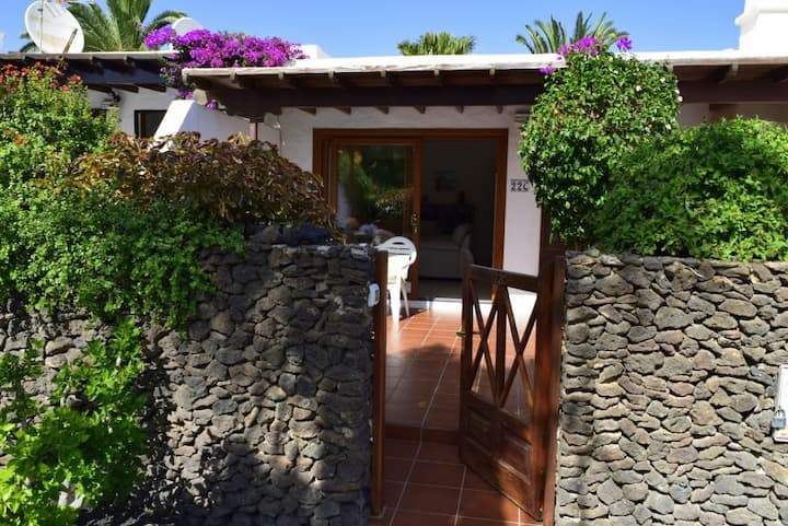 Private villa in best location in Playa Blanca
