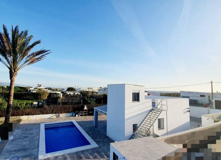 Casa Las Marismas Playa y Naturaleza.