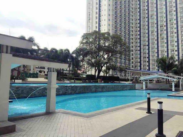 Condo Staycation 1 bedroom near Sm North Edsa