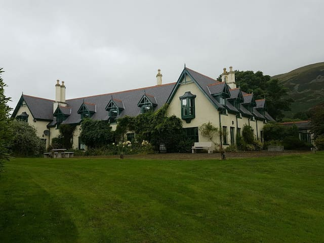 Stunning mansion house on the beach - Rostrevor - Huis