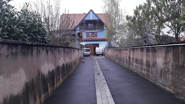 Location saisonnière au coeur du vignoble d'Alsace