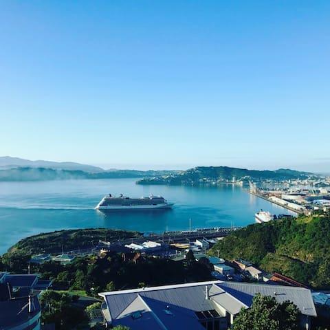 Luxury 5 bedroom home - Wellington - Casa
