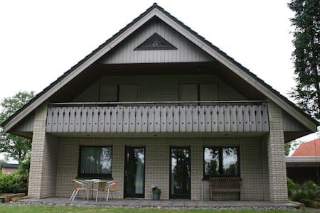"Farm Lodge ""Der Boerrigterhof"" - Osterwald - Apartment - 1"