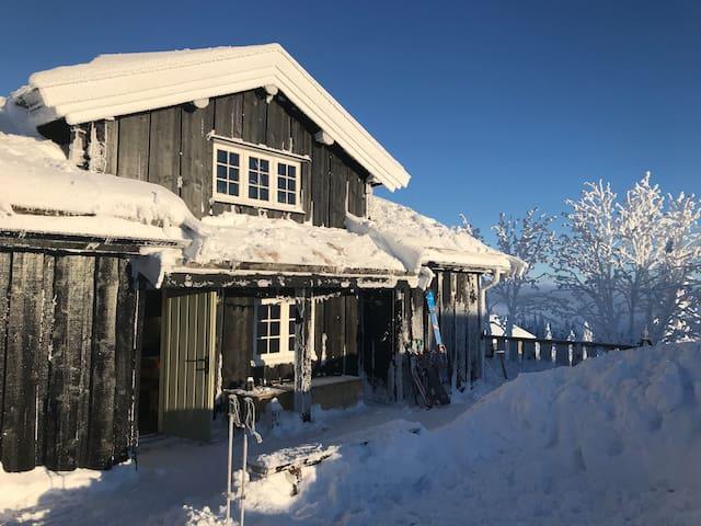 Koselig høyfjellshytte i Trysil / Fageråsen