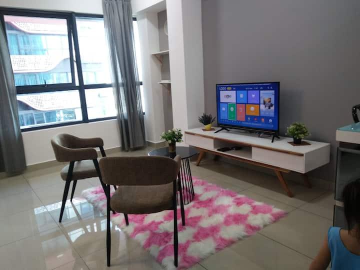 Arte Ampang KLCC VIEW | TV BOX | WIFI | PRIVACY