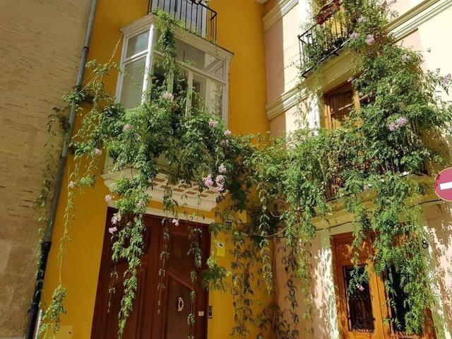 Casa señorial en el casco antiguo de Xativa/Jativa