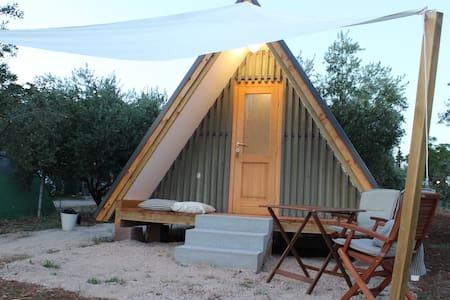 Glamping like Romans! - Kamp Kapelica Teppe A