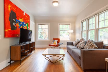 Two Bedroom Berkeley Charm- walk to everything.