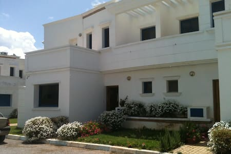 Bungalow dans une résidence sécurisée - Skhirat - Villa