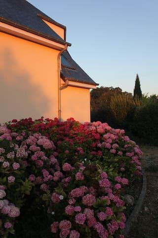un paradis à la campagne - La Hoguette - Huis