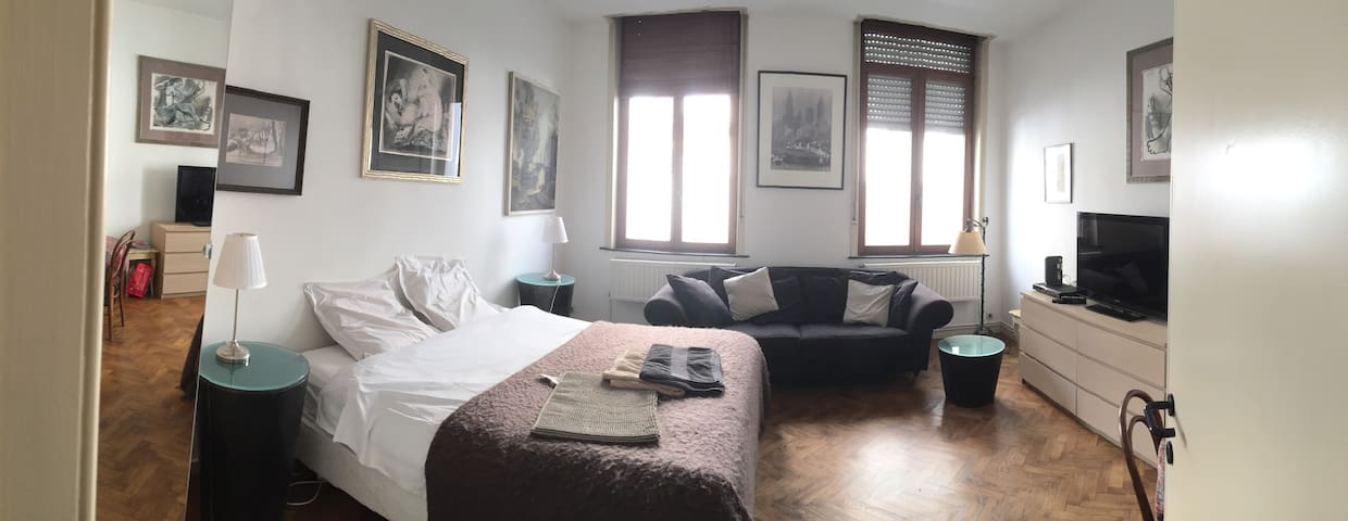 Studio Mercelis - Ixelles - Appartement