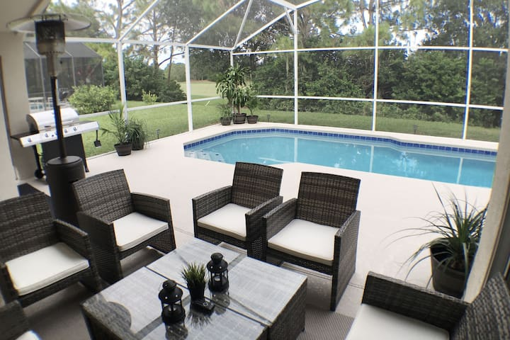 UNIQUE QUALITY & LUXURY VILLA With private pool! - Haines City - House