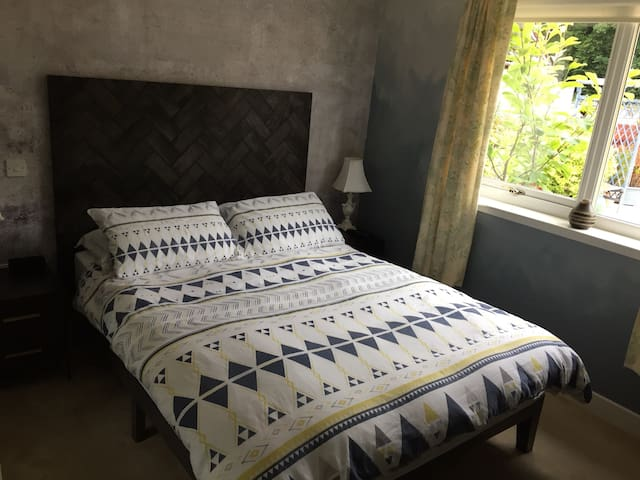 Sandjools Master Bedroom in Dingwall