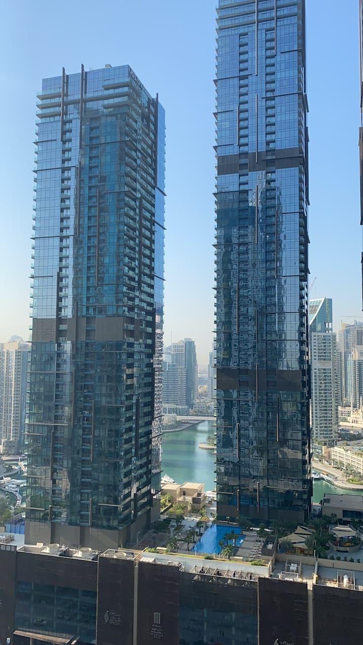 Cosy One bedroom Dubai Marina