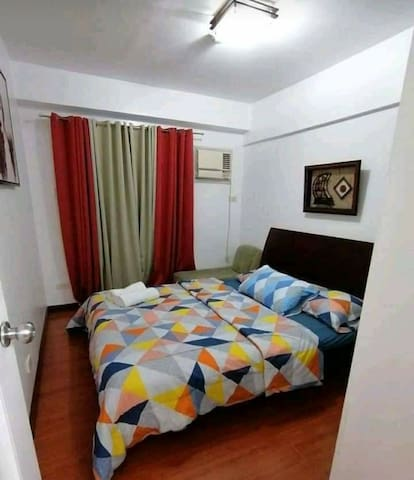 SMDC Grass residences1br fast wifi fiber, SM North