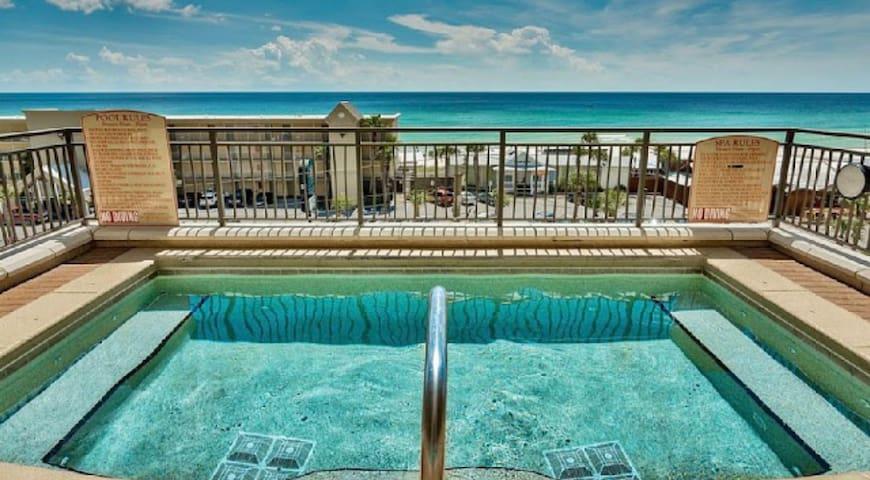 Beach View Condo in Origin at SeaHaven Resort