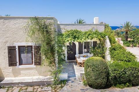 Jasmine house in Crete