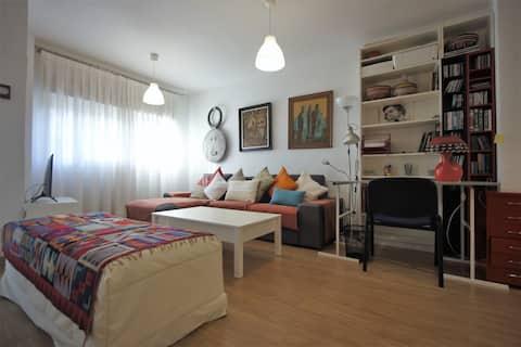 BONITO APART CON PARKING Y PISCINA VFT/SE/02922